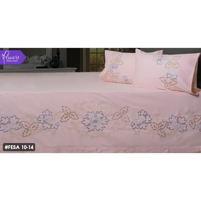 Bed Linen Set – 5 Pcs – Body Rose –  مصر