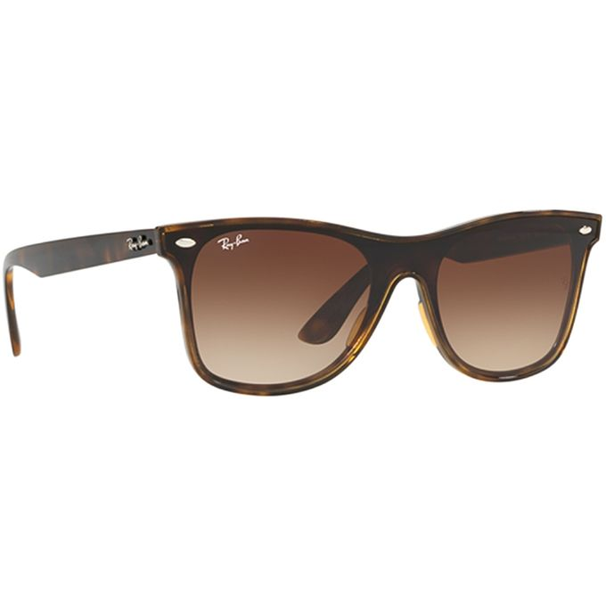 06923e5718 Sale on Ray-Ban BLAZE WAYFARER RB 4440N HAVANA BROWN SHADED Unisex ...