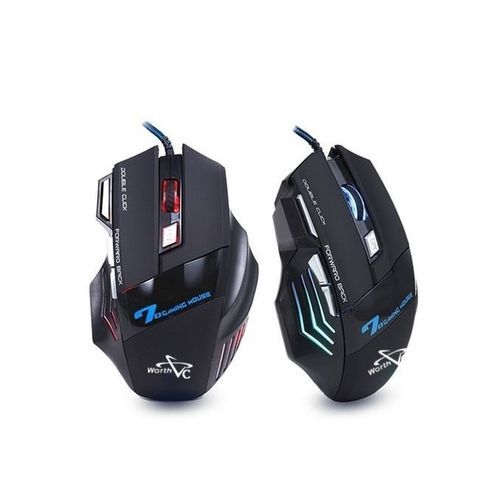 X7 Gaming Mouse - Black