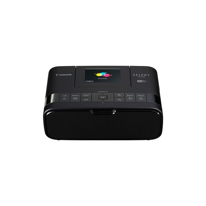 CP1000 Compact Photo Printer - Black