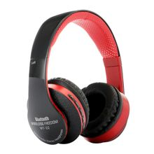 MT-22 - Stereo Bluetooth Headset - Red