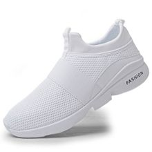 ff15466c5 Men Running Shoes Sport Big Size Shoes Sneakers Men's Breathable Casual  Athletic