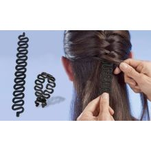 French Braiding Hair Tool Black