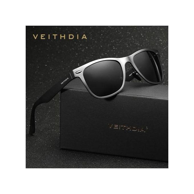 7eaf480cee1e VEITHDIA Aluminum Mens Polarized Mirror Sun Glasses Male Driving Fishing  Outdoor Eyewears Accessories Sunglasses For Men