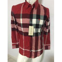 47e37e68f8d8f Men Long-Sleeve Shirts - size m - color red