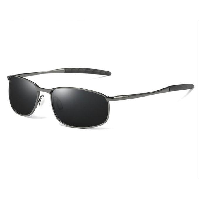 119ac4d9a العلامة التجارية مصمم النظارات الشمسية المستقطبة الرجال مصمم النظارات مرآة  النظارات oculos دي سول اكسسوارات A395