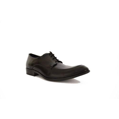 Lace Up Classic Shoes – Black