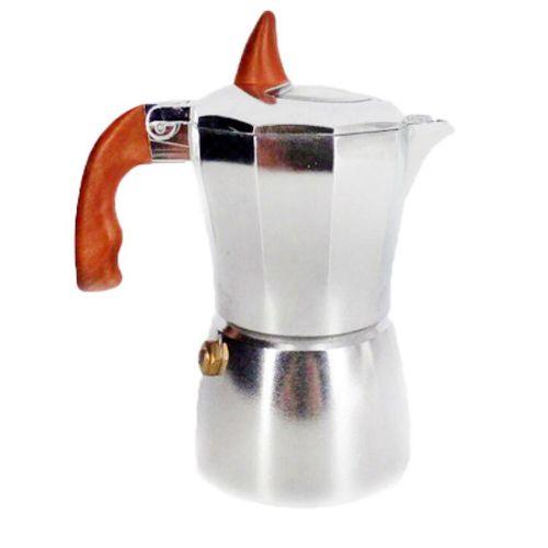 ماكينة قهوة اسبريسو الومنيوم 1 كوب