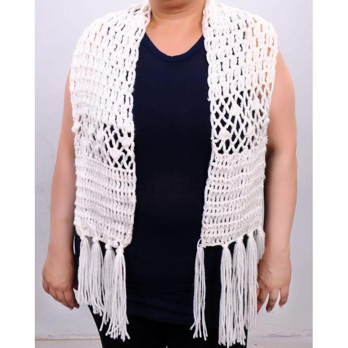 Sale On Handmade Crochet Scarf Icecap Set Jumia Egypt