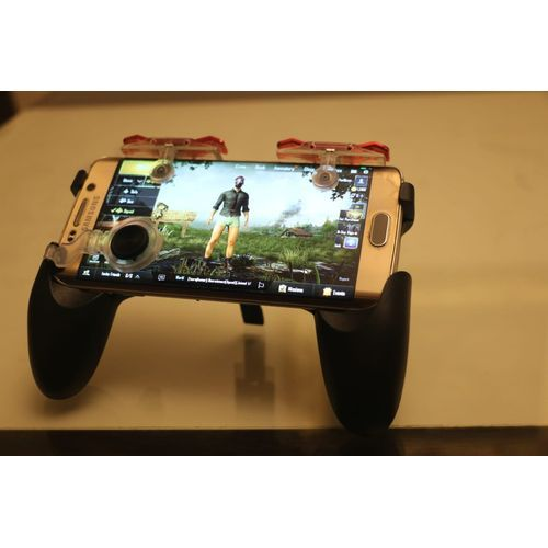 PUBG Mobile Game-pad Controller For IPhone & Android