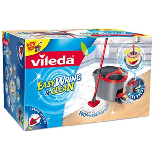 Sale On Turbo Easy Wring And Clean Turbo Microfibre Mop And Bucket