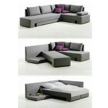 Modern L Shape Sofa Bed