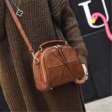 74ac7fb2a4e6 Women Fashion Shoulder Bag Leather Tote Messenger Crossbody Hobo Satchel  Handbag Brown