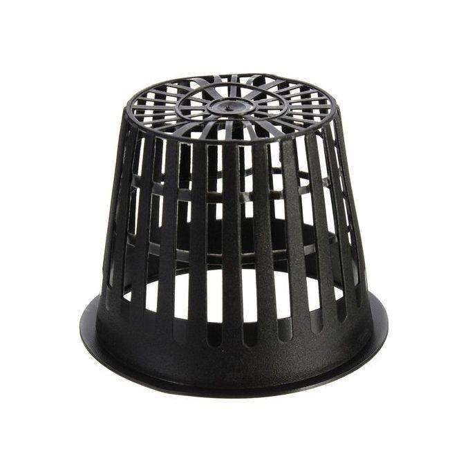 Mesh Pot Net Basket Hydroponic Aeroponic Clone Flower Plant Grow Pot Cup Home Black –  مصر