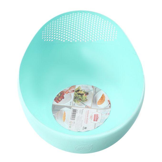 Rice Colander – Turquoise –  مصر