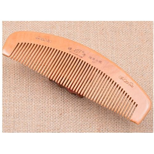 Dtrestocyhair Styling Tools Hair Brush Hair Wide Tooth Wooden Comb