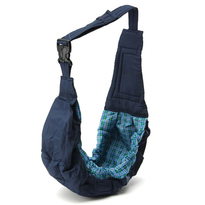 Newborn Infant Baby Adjustable Carrier Sling Wrap Rider Backpack Pouch Ring New Blue –  مصر