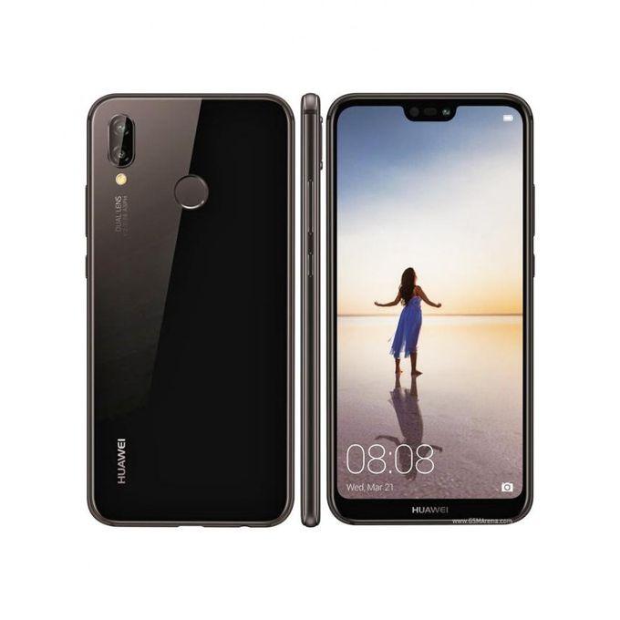 P20 Lite 64GB 4GB RAM Mobile Phone - Black