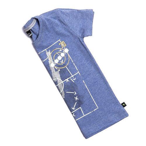 9ef37725e Sale on Boys Printed T-Shirt - Blue | Jumia Egypt