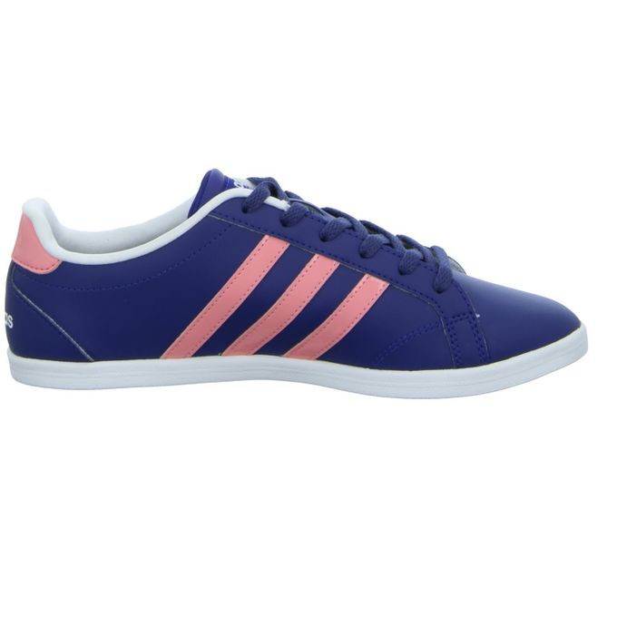 | Sale on Adidas Leather Lace Up Shoes - Navy Blue | Jumia