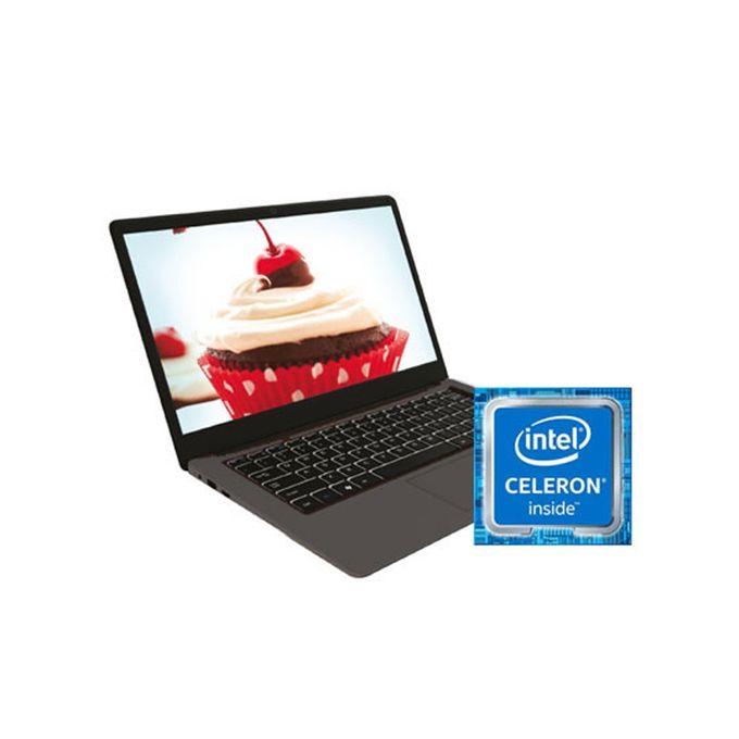 ZE52B لاب توب - Intel Celeron - رام 4 جيجا - هارد 500 جيجا - HD - 14.1 بوصة - معالج رسومات انتل - DOS - أسود