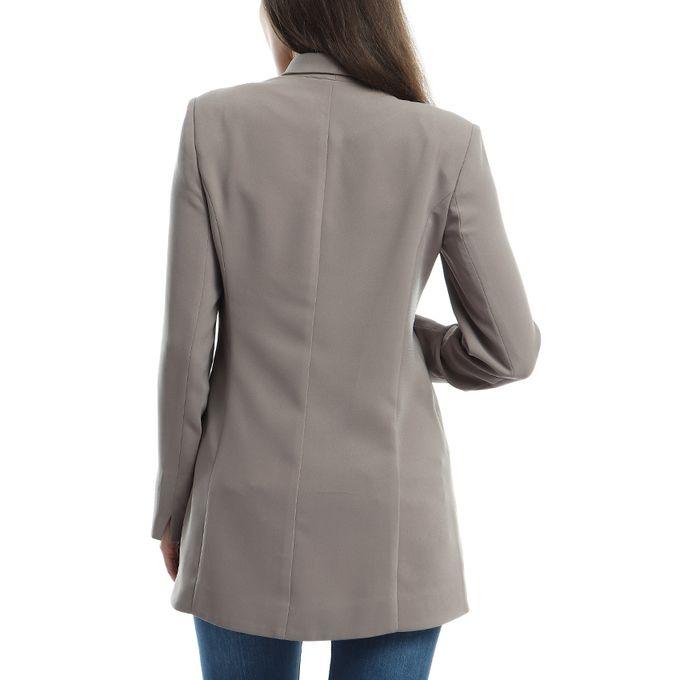 Blazers Jumia: Sale On ESLA - Formal Buttoned Blazer - Kakhi