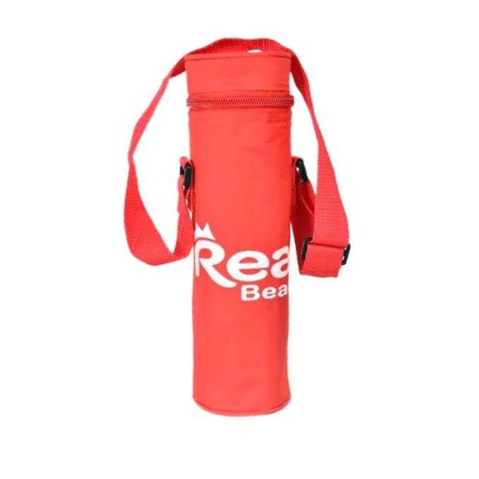 حافظ زجاجة مياه 1.5 لتر .احمر –  مصر