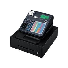 SE-C6000 Electronic Cash Register and POS - Black