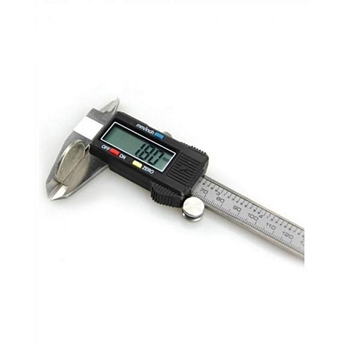 generic digital vernier caliper micrometer 150 mm buy online jumia egypt. Black Bedroom Furniture Sets. Home Design Ideas