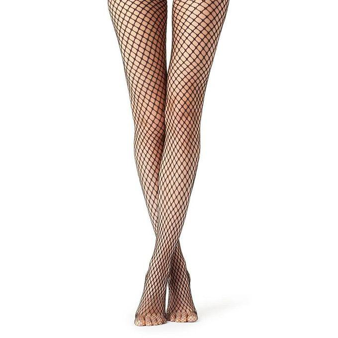 38d495113a Sale on Women s Net Fishnet Body stockings Pattern Pantyhose Black ...