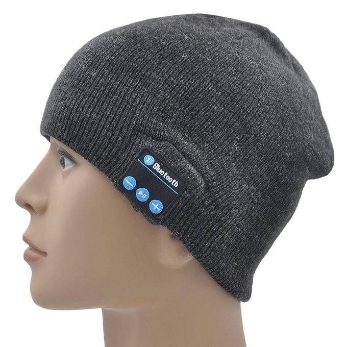 Sale On Ice Cap Beanie With Built In Removable Headphones