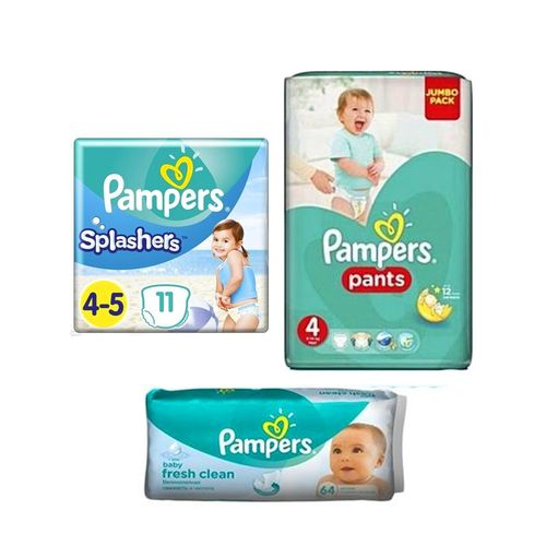 Baby Pants Diapers Size 4
