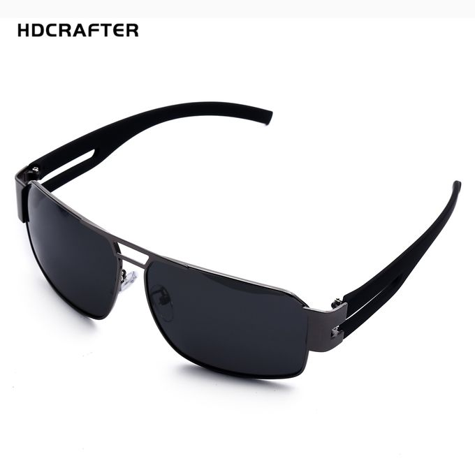 b721c4736f Sale on Leadsmart HDCRAFTER 4 Colors Men Sunglasses Polarized UV400 ...