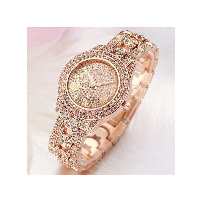 4810424b3654 ... LVPAI Vente Chaude De Mode De Luxe Femmes Montres Femmes Bracelet Montre  Watch – مصر