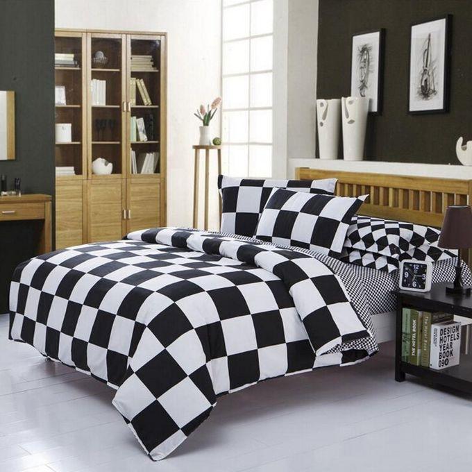 Double Size Bedding Bedclothes Sets Pillow Case Quilt Duvet Cover –  مصر