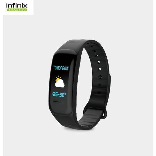 XB03 XBand 3 Smart Fitness Watch - Black