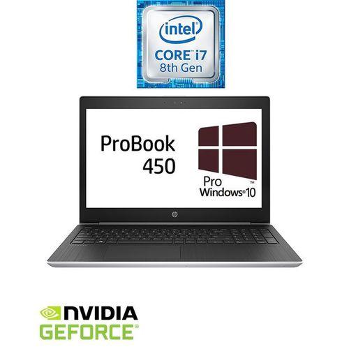 ProBook 450 G5 Laptop - Intel Core I7 - 8GB RAM - 1TB HDD - 15 6-inch HD -  2GB GPU - Windows 10 Pro - Silver