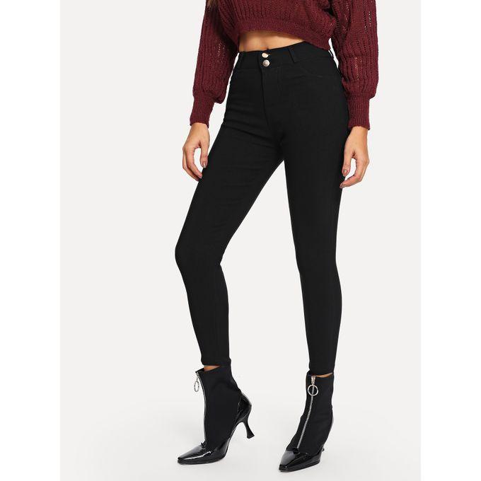 ab37320c55 Sale on Button Waist Skinny Jeans   Jumia Egypt
