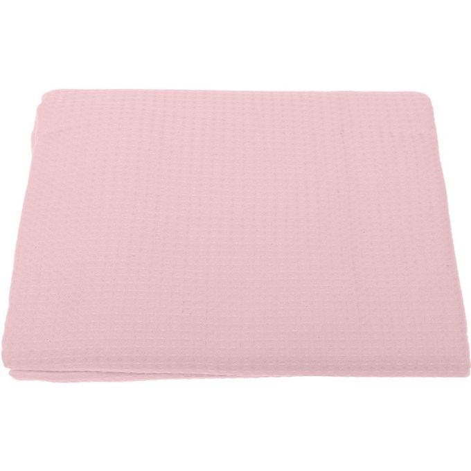 Single Bedspread – 180X240cm – Rose –  مصر