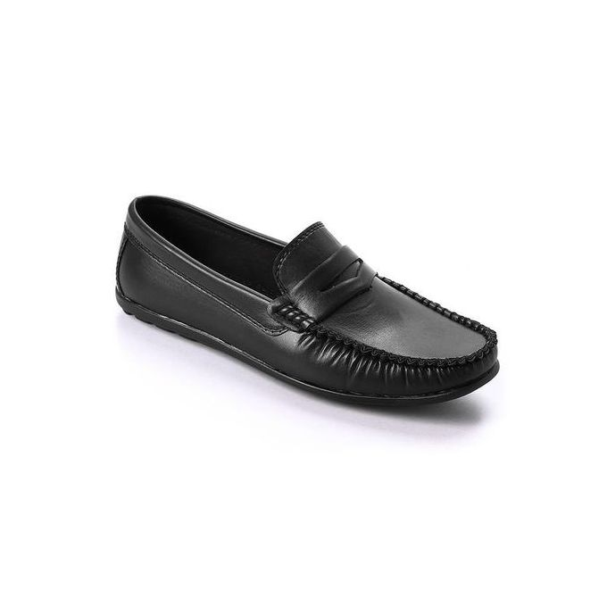 73f4fdbbc Classic Men Loafers - Black - Jumia مصر