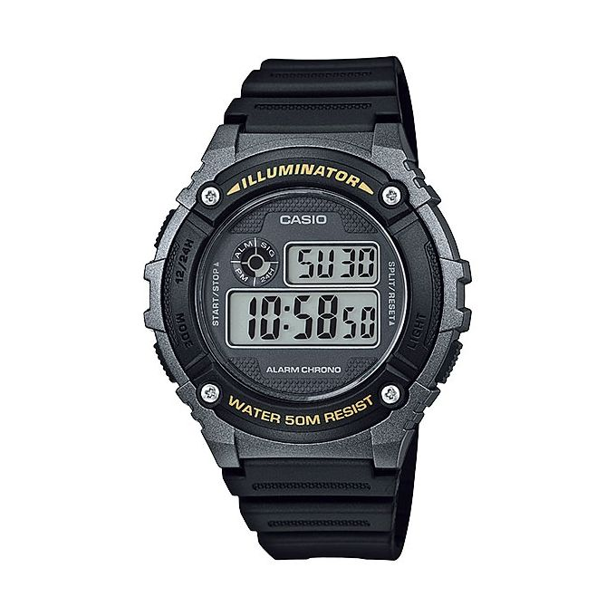Jumia Anniversary Deal Sale On Standard Watch W 216h 1bv For Men