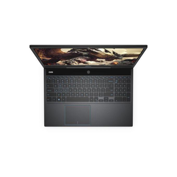 DELL G5 15-5590 لاب توب للألعاب - Intel Core I7 - 16 جيجا بايت رام - 1 تيرا بايت درايف هارد ديسك +128 جيجا بايت SSD - 6 جيجا بايت مُعالج رسومات - 15.6-بوصة FHD - Windows 10 - أسود