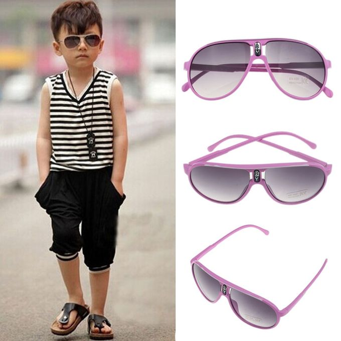 3b7f600507b7d Personalized Child Children Boy Girl Kid Plastic Frame Sunglasses Goggles PK