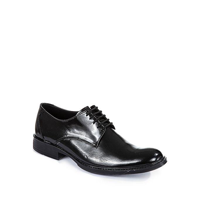 bf6b1bbd5b6c9 Classic Leather Shoes - Black Shiny