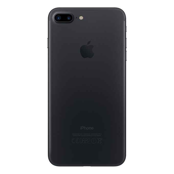 Sale On Iphone 7 Plus 128gb Black Jumia Egypt