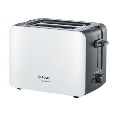 TAT6A111 Electric Toaster - 2 Slices - White