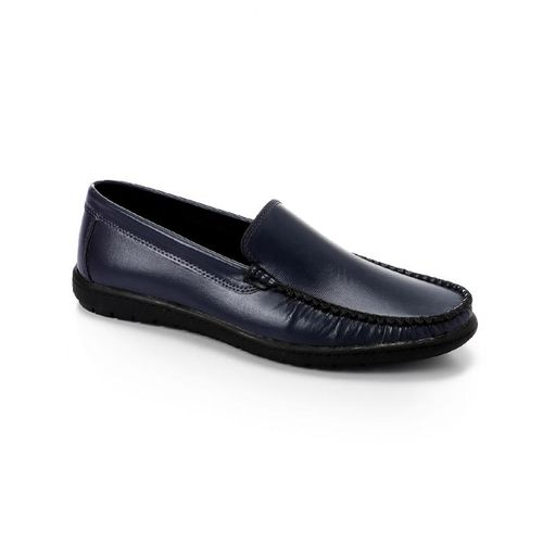 Slip On Men Shoes - Navy