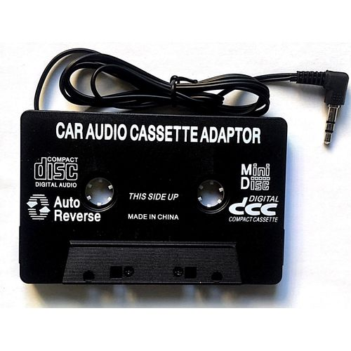 CD Car Cassette Adapter For IPod/CD/iPhone/Mobile/MP3 Audio Converter