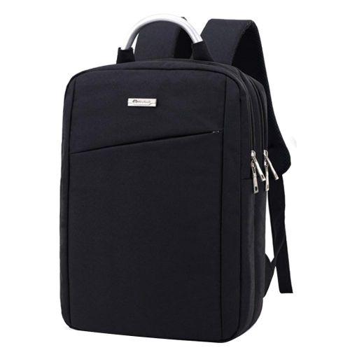 3c19a773b Louis Will Laptop Backpack, Waterproof Slim Business Casual Rucksack  Backpack Laptop Book School Bag With Phone Bag, Docs Bag For Boys And Girls  (Dark Grey)