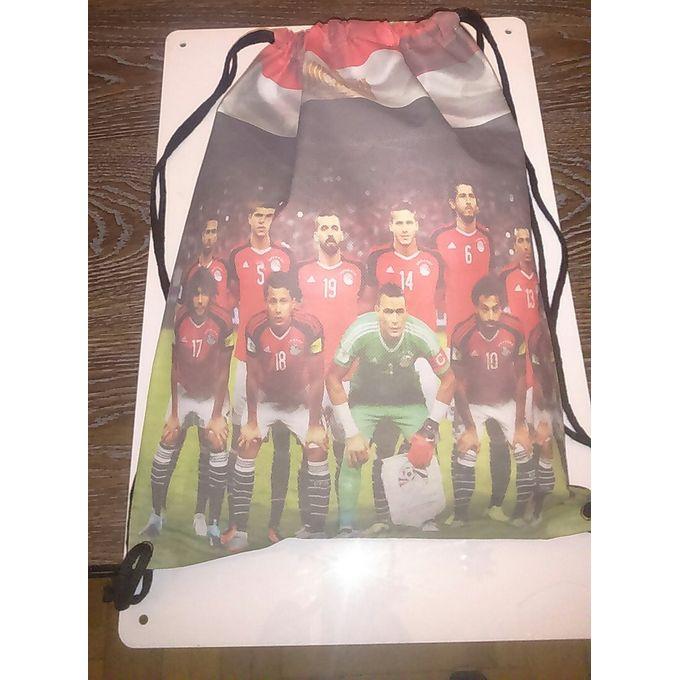 شنطة منتخب مصر في كاس العالم World Cup Bag Back –  مصر